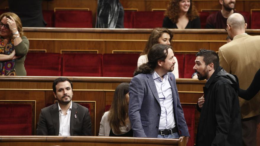"""Espinar dice que no es tiempo de buscar una alternativa a Iglesias y Montero pero advierte de que Podemos """"está roto"""""""