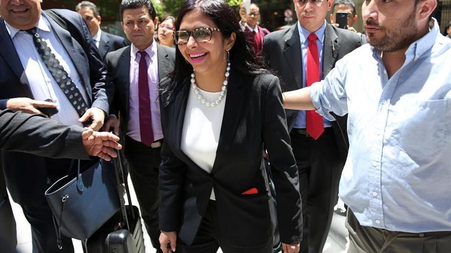 Venezuela abandona el lugar de reunión del Mercosur y denuncia confabulación