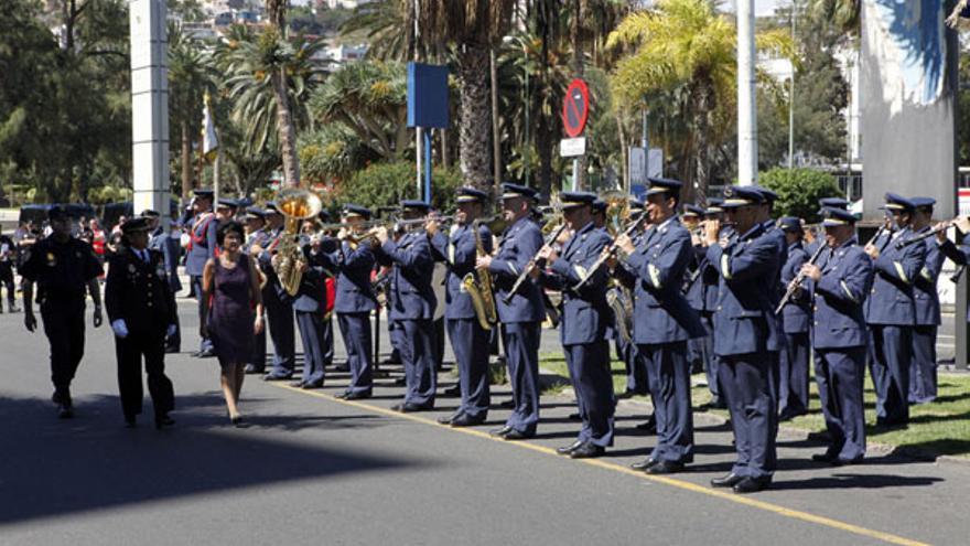 Del acto del Día de la Policía #10