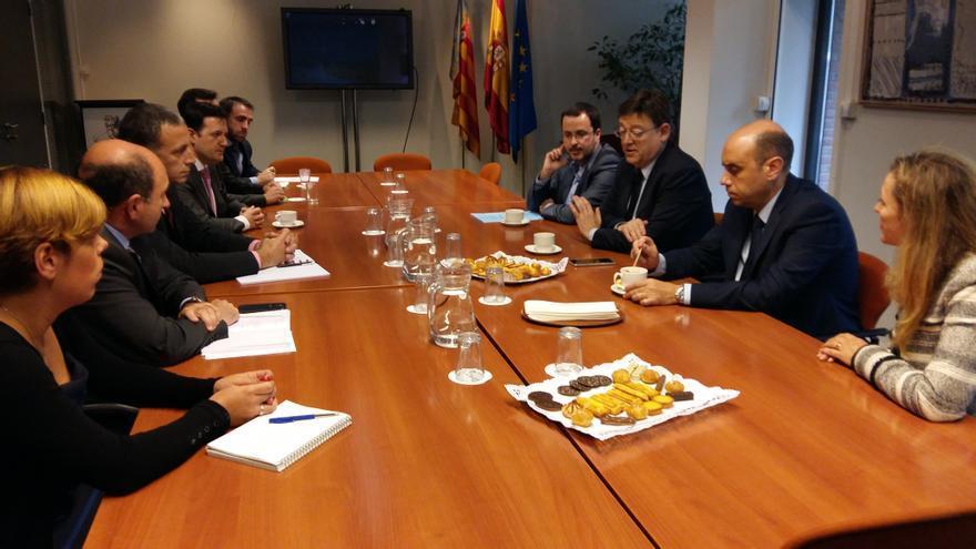 La delegación del gobierno valenciano en Bruselas