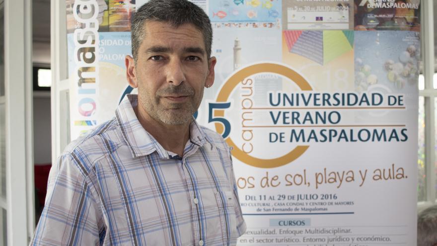 Luis Hernández, profesor de la ULPGC