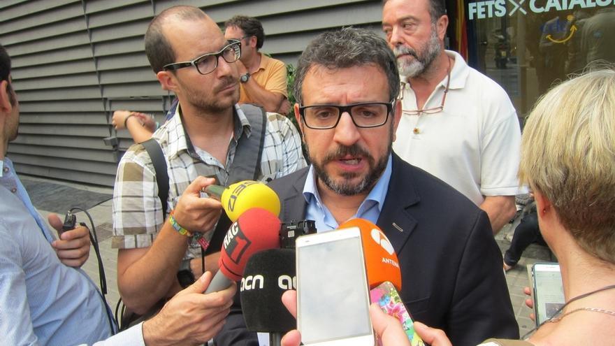 """Planas presenta candidatura a liderar el PDC y tilda de """"oficialista"""" la de Pascal y Bonvehí"""
