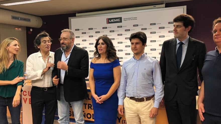"""Girauta ve un """"insulto"""" que se dude de la Democracia amenazada por los """"populismos"""" y la """"explosión de nacionalismos"""""""