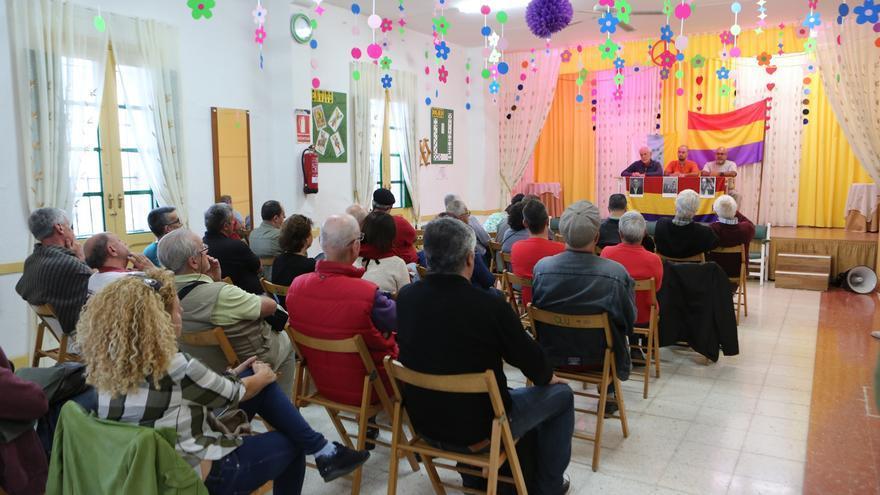 Asamblea del Comité Popular por la Exhumación de la Fosa Común de Vegueta