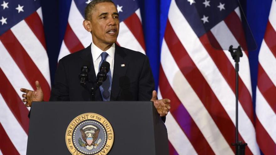 Obama ultima su discurso ante el Congreso con medidas para crear empleos y reducir la pobreza