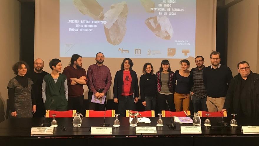 """El centro cultural Montehermoso de Vitoria acoge la exposición de """"Komisario berriak"""""""
