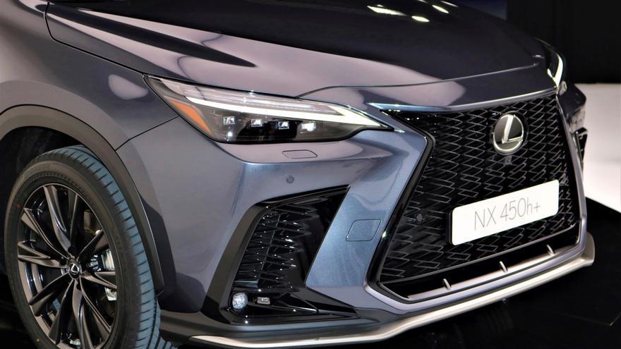 Lexus avanza en electrificación con el primer modelo NX híbrido enchufable