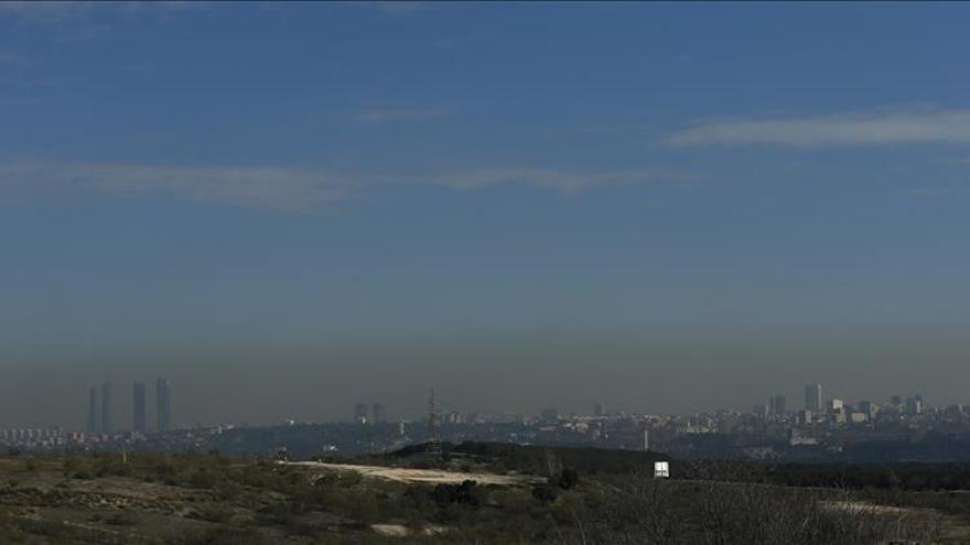 Carmena descarta elevar las restricciones por contaminación antes del lunes