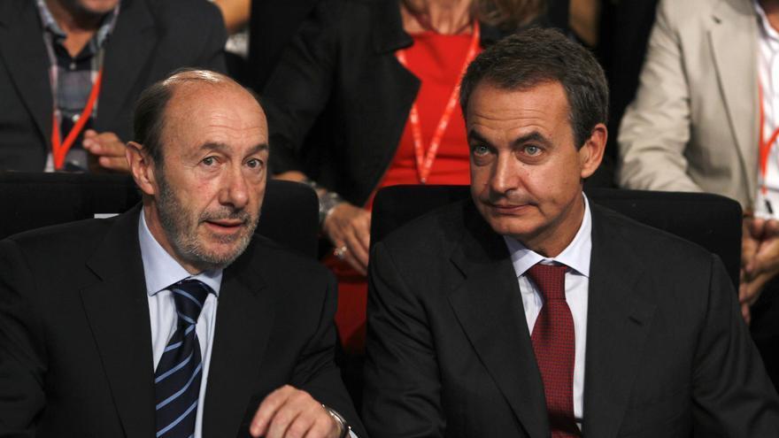 Zapatero, sobre las opciones de Rubalcaba como cartel electoral: Él tiene la primera palabra y los militantes la última