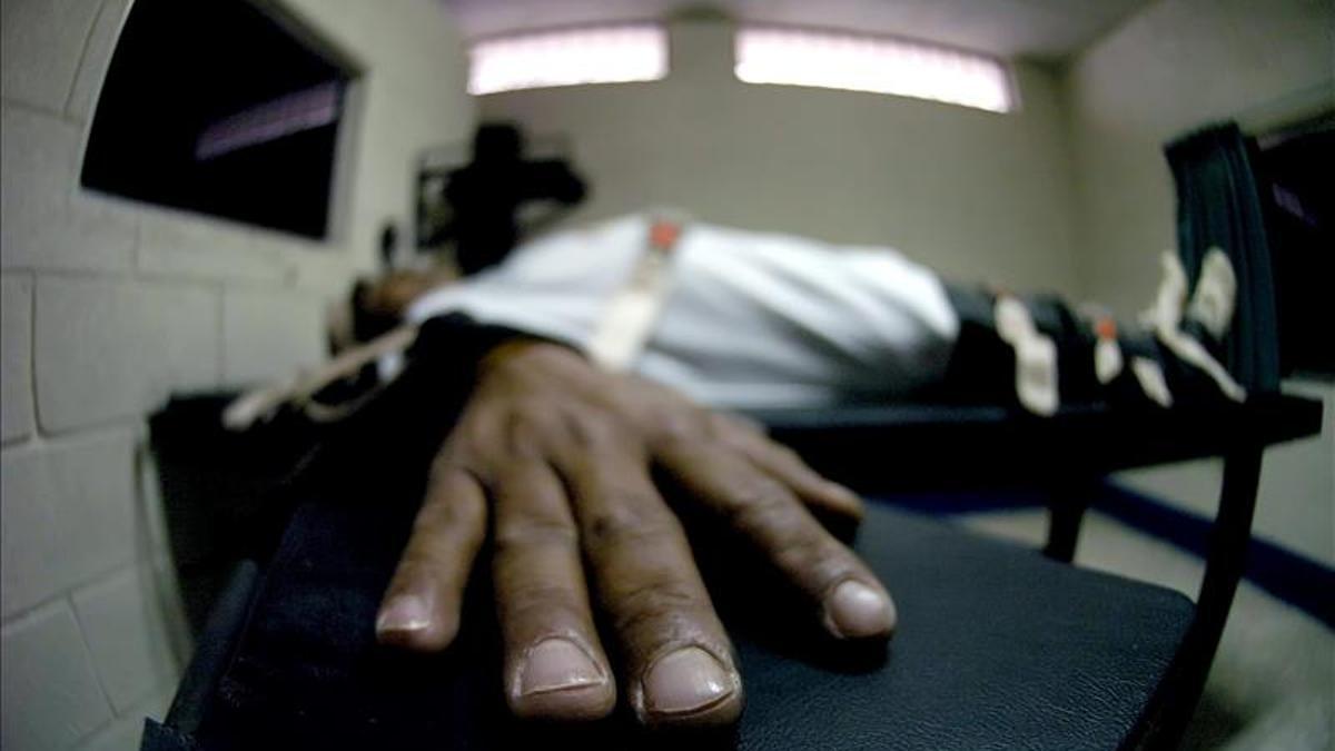 Imagen de archivo de un ejecutado en Estados Unidos.