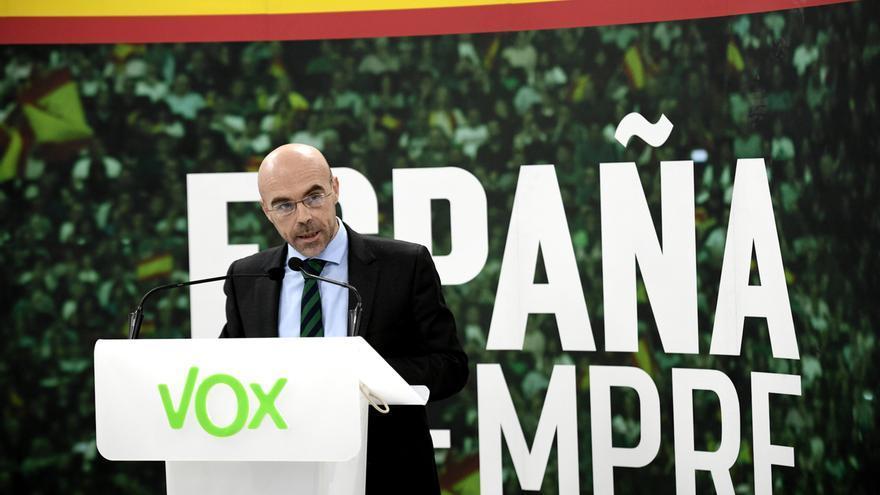 """Vox incrementa sus críticas al Gobierno: """"Pediremos responsabilidades por cada vida que se pierda"""""""