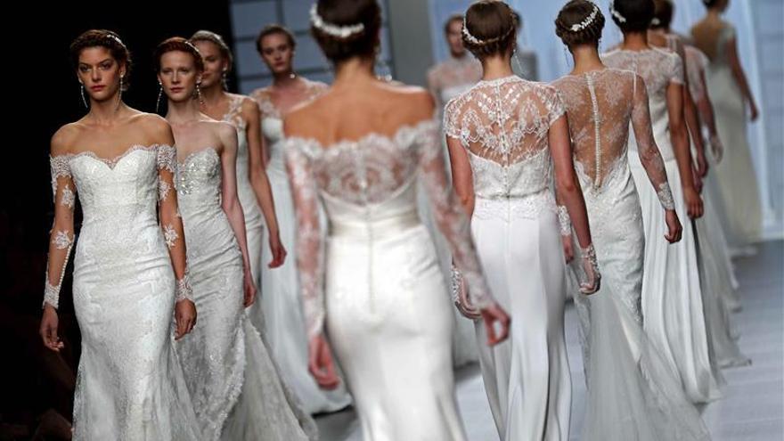 Unas 16.000 personas han visitado la Barcelona Bridal Week que acaba hoy