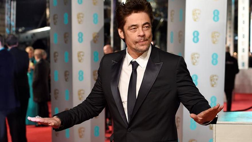 """Benicio del Toro negocia protagonizar un nuevo filme de """"Depredador"""""""