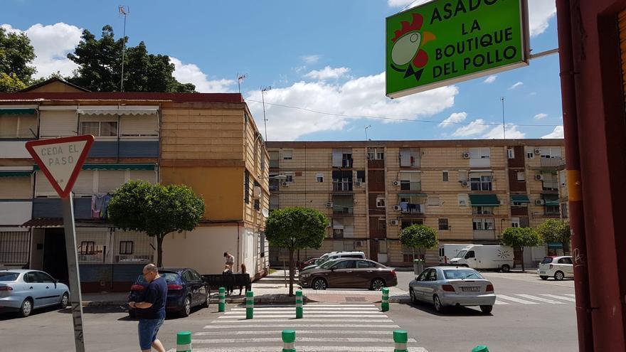 Polígono de La Paz (Murcia) / E. R.