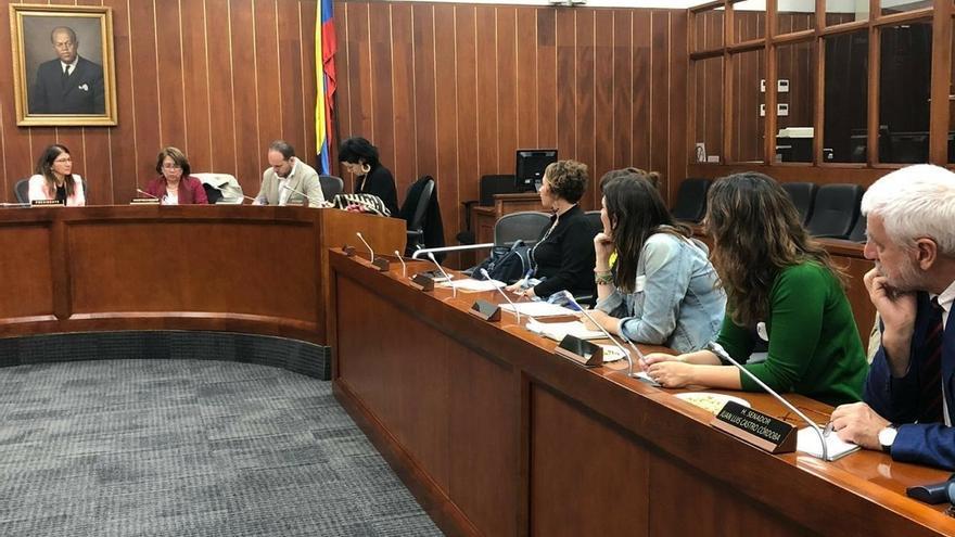 Una delegación vasca denuncia el agravamiento en Colombia de la violencia y agresiones a defensores de derechos humanos
