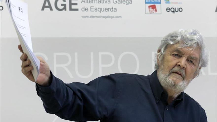 Beiras asegura que aún no hay contacto con IU u otros partidos para alianzas
