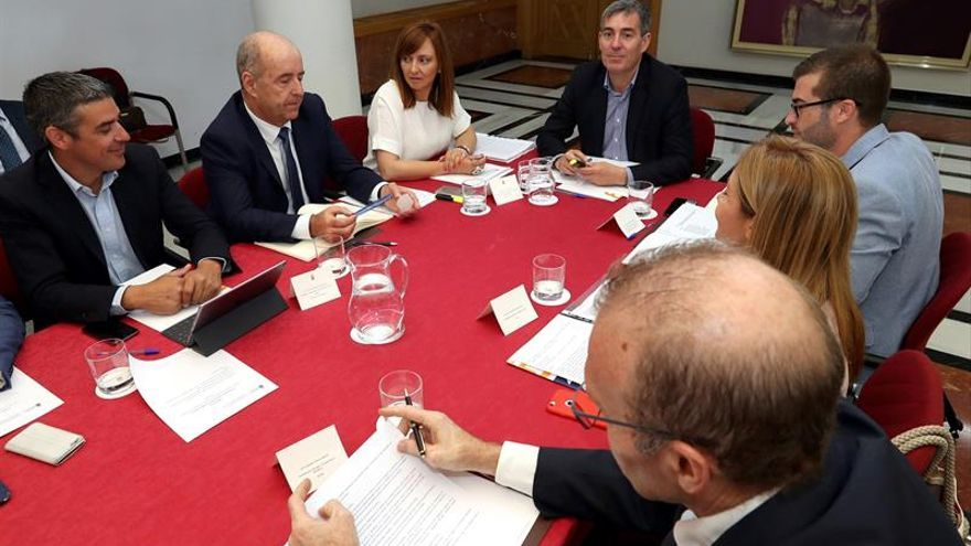 Reunión del Comité Científico y el pleno del Observatorio del Cambio Climático de Canarias