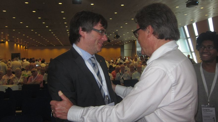 La nueva CDC se llamará 'Més Catalunya' o 'Catalans Convergents'