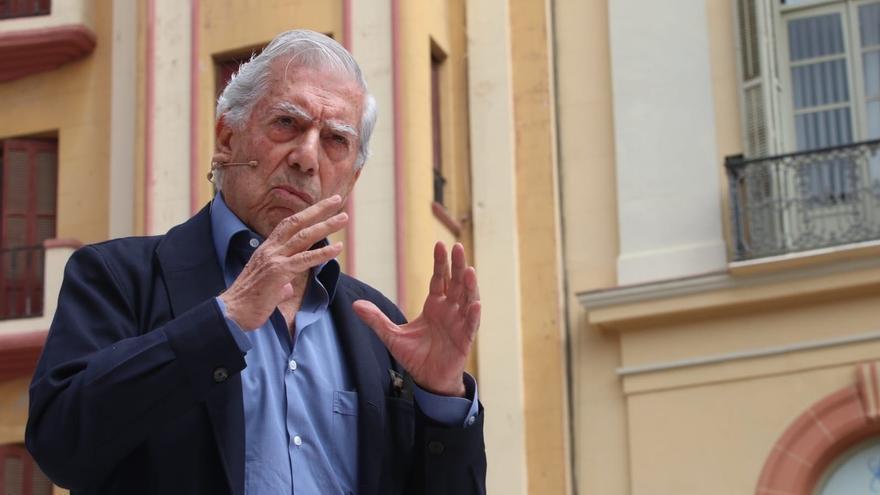"""Vargas Llosa: """"La unidad de España no la van a romper los independentistas que quieran destruir lo forjado en siglos"""""""