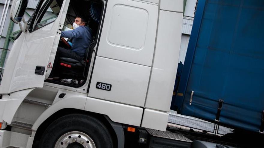 Los camioneros no están solos