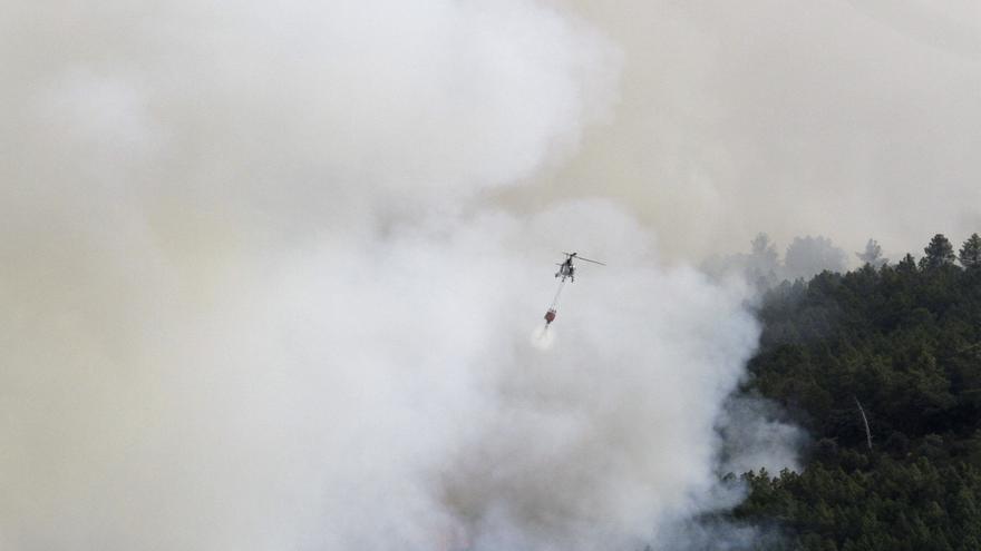 La Unión de Policías Forestales pide penas más duras para el delito de incendio