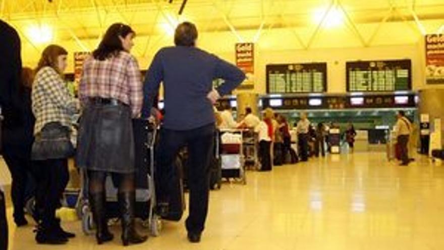 El 3 de diciembre se cerró todo el espacio aéreo en España.