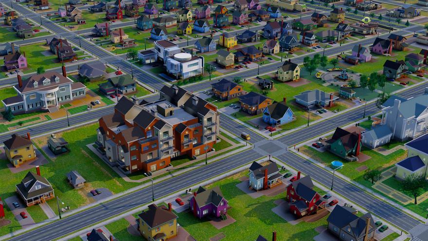 SimCity, el Sims Social