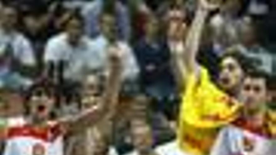 Semifinal Eurobasket