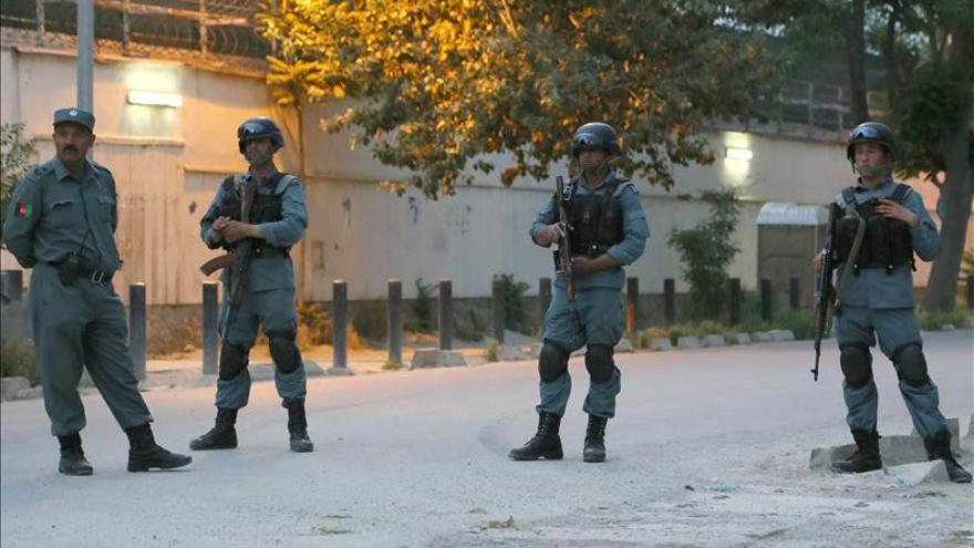 Ocho muertos en un ataque talibán contra un edificio afiliado a la ONU en Kabul