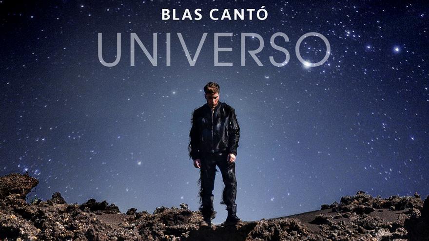 Portada y fecha de lanzamiento de 'Universo', el tema de Blas Cantó para Eurovisión 2020