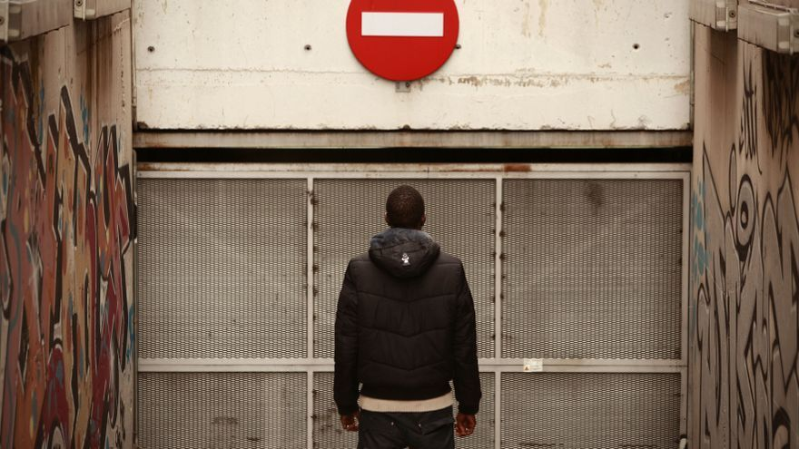 Les dificultats per empadronar-se en suposen una barrera per als immigrants en situació irregular / Olmo Calvo