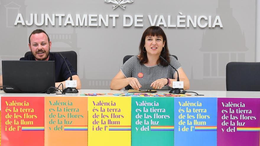 La concejala de Igualdad en funciones, Isabel Lozano