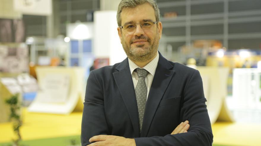 Francisco Enríquez, portavoz en Andalucía de la patronal de funerarias.