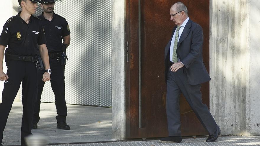 Rato se escuda en la supervisión del Banco de España y CNMV para exculparse de la salida a bolsa de Bankia