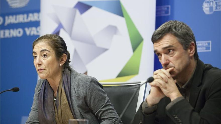 El Gobierno Vasco presenta el Plan de Paz con una treintena de aportaciones