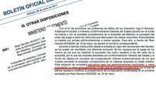 """Fomento admite que la principal autopista de Galicia obtuvo un """"enriquecimiento injusto"""""""