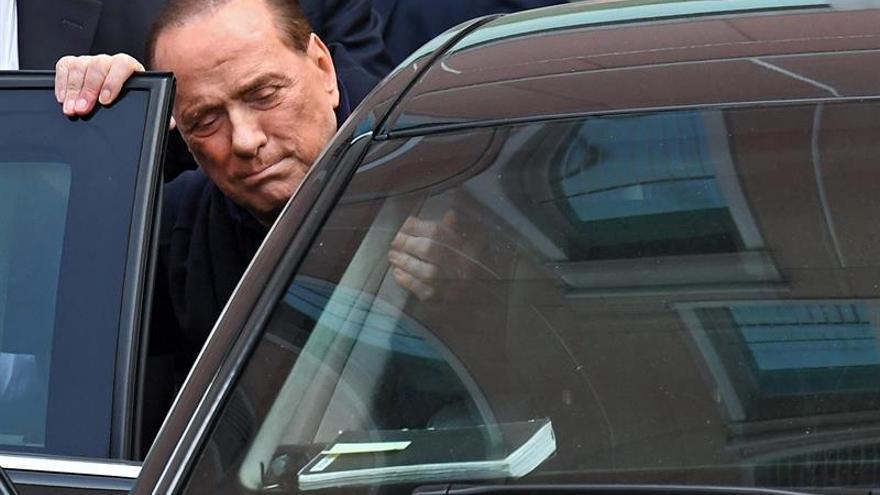 Berlusconi será juzgado por presunta corrupción en actos judiciales