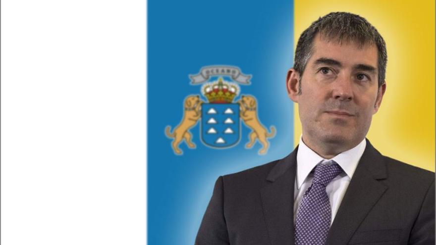 Fernando Clavijo, presidente de Gobierno de Canarias. (Canarias Ahora).