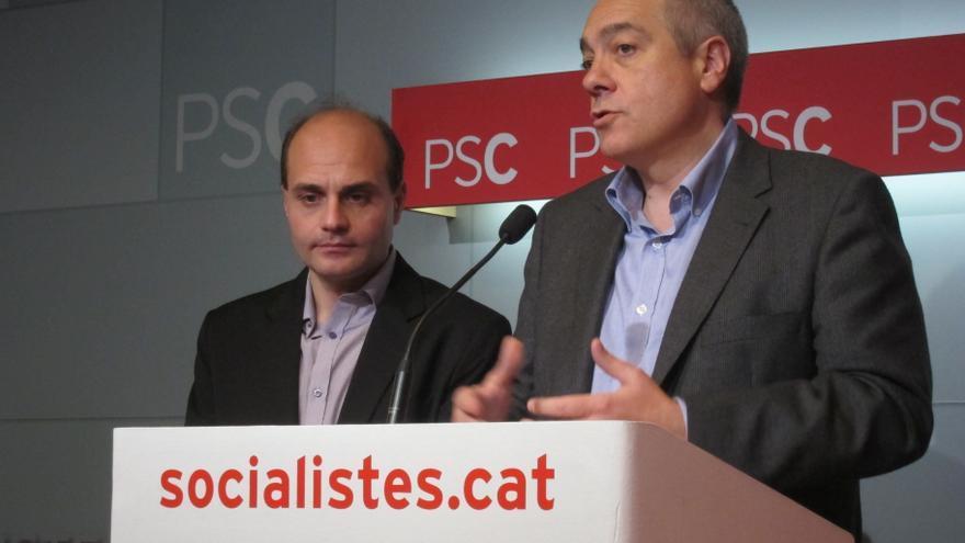 Navarro resta importancia a que concejales del PSC apoyen la declaración soberanista