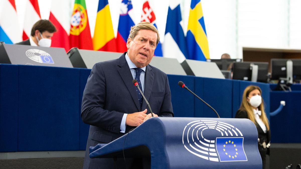 Gabriel Mato, eurodiputado del PP.