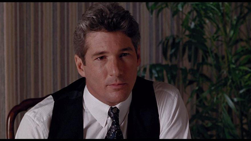 Richard Gere como el empresario Lewis en Pretty Woman