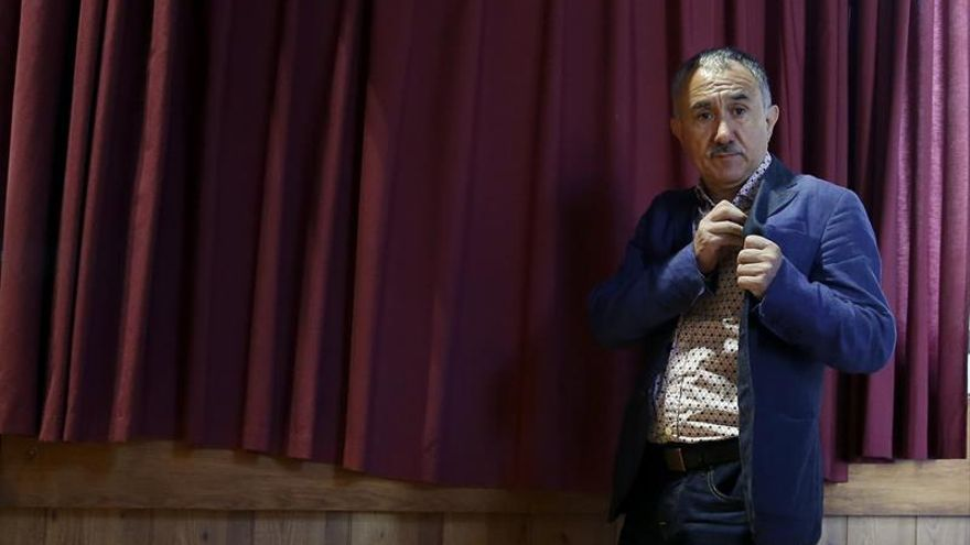 """Álvarez cree que la posición de la CEOE a favor de la temporalidad es """"egoísta"""""""