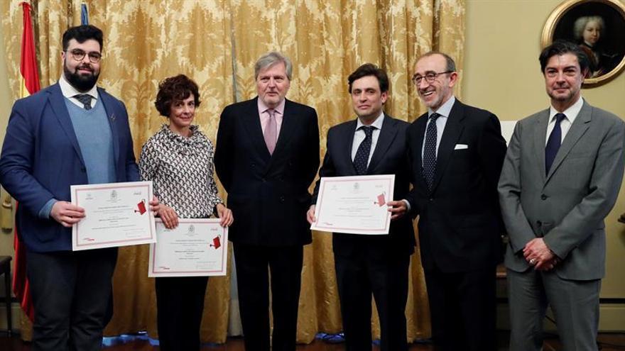 Premios de la XVIII edición de la Campaña de Animación a la Lectura María Moliner.