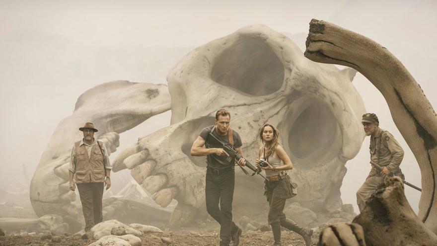 """Imagen de """"Kong: La isla calavera"""""""