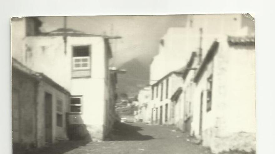 Otra imagen de archivo de la calle Baltasar Martín.