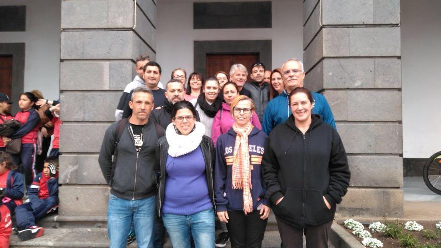 Afectados por el error de comunicación del Ayuntamiento de Las Palmas de Gran Canaria