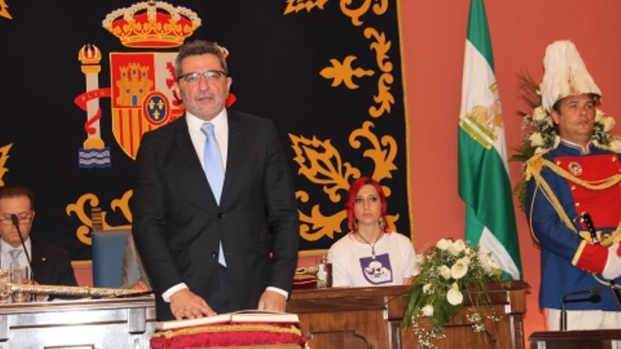 Antonio Gutiérrez Limones será alcalde en minoría de Alcalá de Guadaíra.