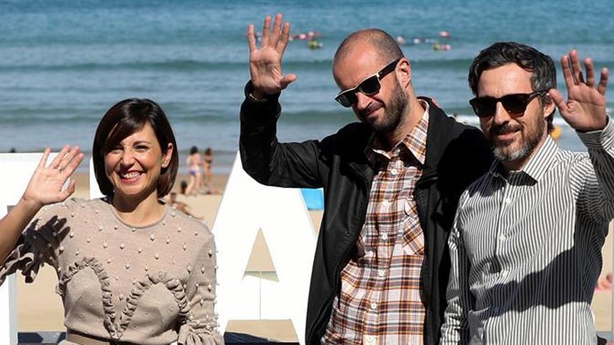 """Andrés Gertrudix, nominado por """"Morir"""": """"Represento una película necesaria"""""""