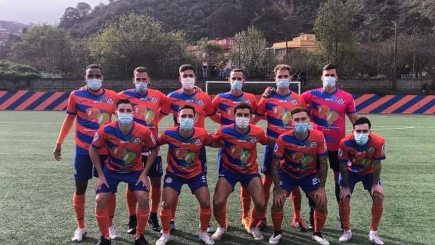 El Atlético Paso se consolida en el liderato y el San Mateo caza al San Fernando