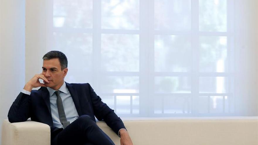 PP y PSOE aceptan el primer veto parlamentario del Gobierno de Pedro Sánchez